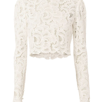 A.L.C. Talia Lace Top - INTERMIX®