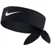 Nike Spring Tennis Headband Black