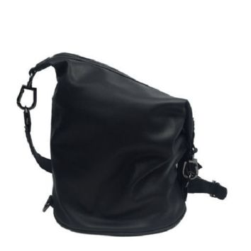 Dolce Vita Convertible Backpack Hobo Black