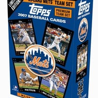 Topps Baseball Premium Team Sets - Mets