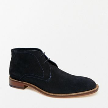 Ted Baker Torsdi Suede Boots - Blue