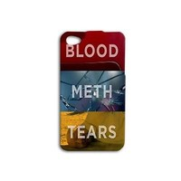 Cute Blood Meth Tears Breaking Bad Cool Case iPhone New Phone Cover Tv Show