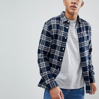 Jack & Jones Originals Check Shirt In Regular Fit at asos.com