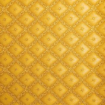 Classy Gold Printed Photo Backdrop / 1106