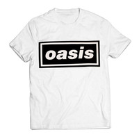 Oasis Band Clothing T shirt Men