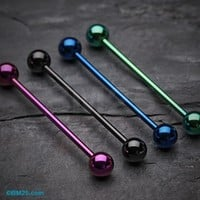 Colorline Basic Industrial Barbell