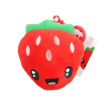 Backpack Buddy: Strawberry