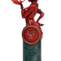 BioShock Infinite Devil's Kiss Vigor Bottle - Irrational games