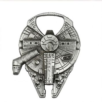 Cool Kitchen Gadgets Star Wars Bottle Opener For Beer Durable Zink Alloy Material & Vintage Style