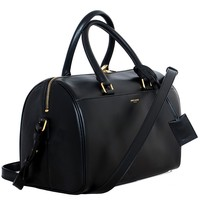 Leather Duffle bag - Bags - Women