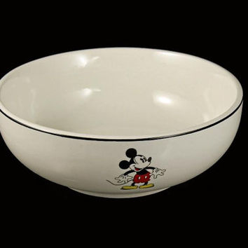 Disney Mickey Mouse Bowl by Gabbay