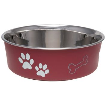 Bella Bowl Extra Large-Merlot