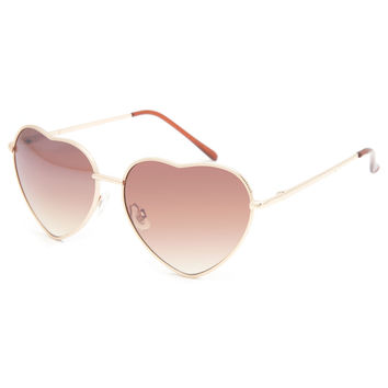 FULL TILT Luv Heart Sunglasses | 2 for $15 Sunglasses