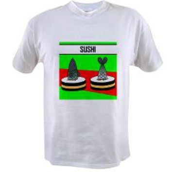 Sushi Value T-shirt> Sushi> Another Round of Beer Designs