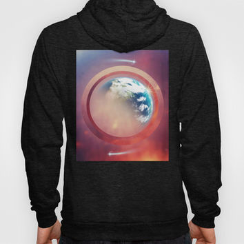 Planet Home Hoody by DuckyB (Brandi)