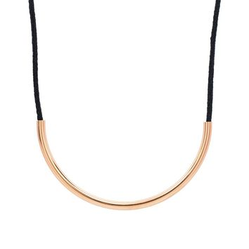 Copper Standard Necklace