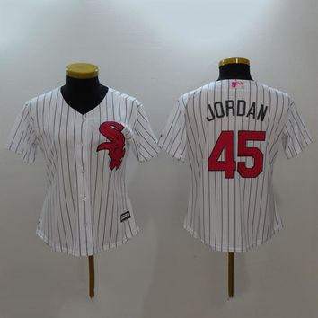 Men's MLB  Buttons Baseball Jersey  HY-17N11Y24D
