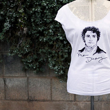 Mr Darcy shirt by Brookish on Etsy