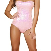 2pc Bunny Babe - Pink