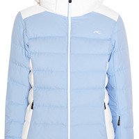 Kjus - Snowscape quilted shell down ski jacket