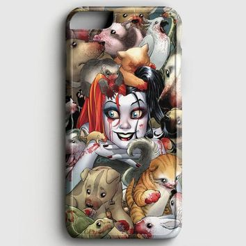Harley Quinn City iPhone 7 Case