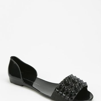 Rocking Studded D'Orsay Flat - Urban Outfitters
