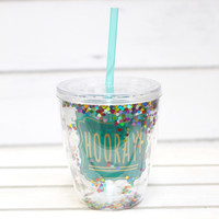Hooray! Short Tumbler {10oz}