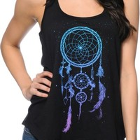 Empyre Dream Catcher Black Tank Top