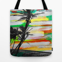 Mayaro Memories Tote Bag by Sophia Buddenhagen