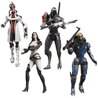 Mass Effect 3 Series 2 Action Figures (Set of 4)