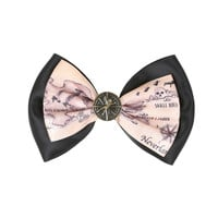 Disney Peter Pan Neverland Map Hair Bow