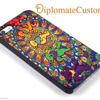 grateful dead tie dye tapestry iPhone Case, Christmas Samsung Case, iPhone 4/4s , iPhone 5, iPhone 5c, iPhone 5s, Samsung S3 , Samsung S4