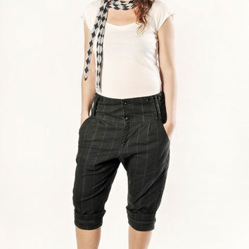 Radio Paper Rout Pants