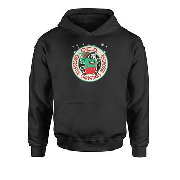 Obsessive Christmas Disorder Youth-Sized Hoodie