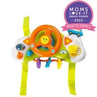 Babies R Us My First Driver Stroller Toy