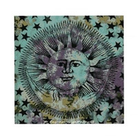 CELESTIAL SuN & MooN Peyote -Bead Pattern,Tapestry,Wall Hanging, Home Decor