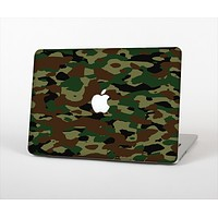 The Traditional Camouflage Skin Set for the Apple MacBook Air 13""