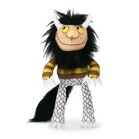 """Where the Wild Things Are Moishe Plush Toy, 15"""""""
