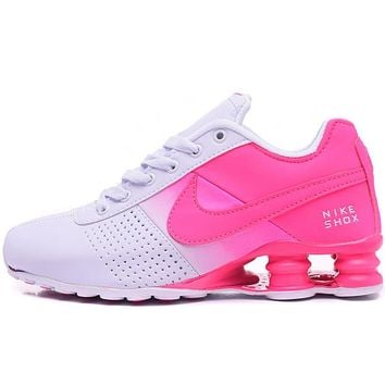 NIKE SHOX TURBO Woman Men Fashion Sneakers Sport Shoes ac38cf908