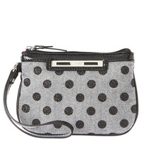 Nine West: Shine Show Wristlet