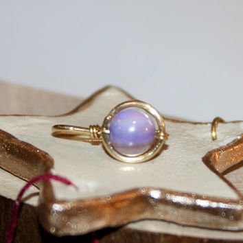 Purple Belly Button Ring, Shell Belly Button Ring, Jewelry, Navel Ring,  Belly Button Jewelry, Sterling Silver or 14k Gold Filled