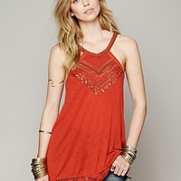 Free People Calisi's Halter Top