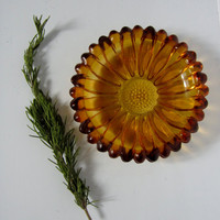 Sunflower Ashtray