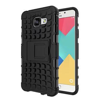 Hybrid Armor Case for Samsung Galaxy A3 2016 A310F A310 Heavy Duty Shockproof Hard Rugged Rubber Silicone Phone Cover IDOOLS