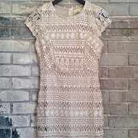Bo Peep Lace Dress