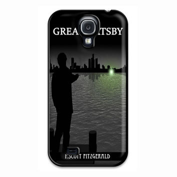 The Great Gatsby Green Lights Samsung Galaxy S4 Case