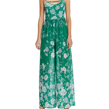 Free People Meadow Rue Jumpsuit