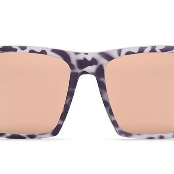 Quay - Alright Tortoise Sunglasses / Gold Mirror Lenses