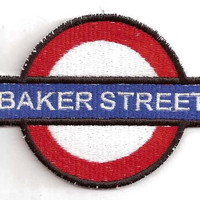 Sherlock, Baker Street Tube Station Patch