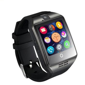 Bluetooth Smart Watch With Camera SMS Support SIM Card